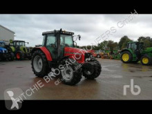 tracteur agricole Massey Ferguson 6265