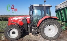 tracteur agricole Massey Ferguson 5465 tiers 3