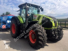 tracteur agricole Claas Axion 850 C-Matic, Bj.15, S10 GPS,