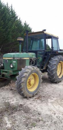 John Deere 2140 farm tractor