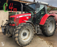 tracteur agricole Massey Ferguson 5460 TIER 3