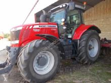 tracteur agricole Massey Ferguson 7720 EXC