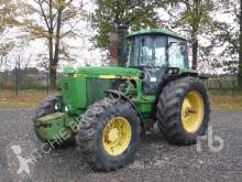 tracteur agricole John Deere 4055