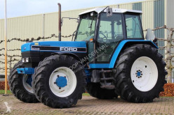 tracteur agricole Ford 8340 SLE