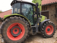tracteur agricole Claas ARION 430 CIS +