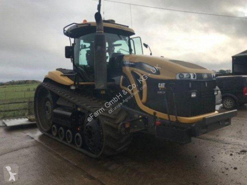 View images Challenger  farm tractor