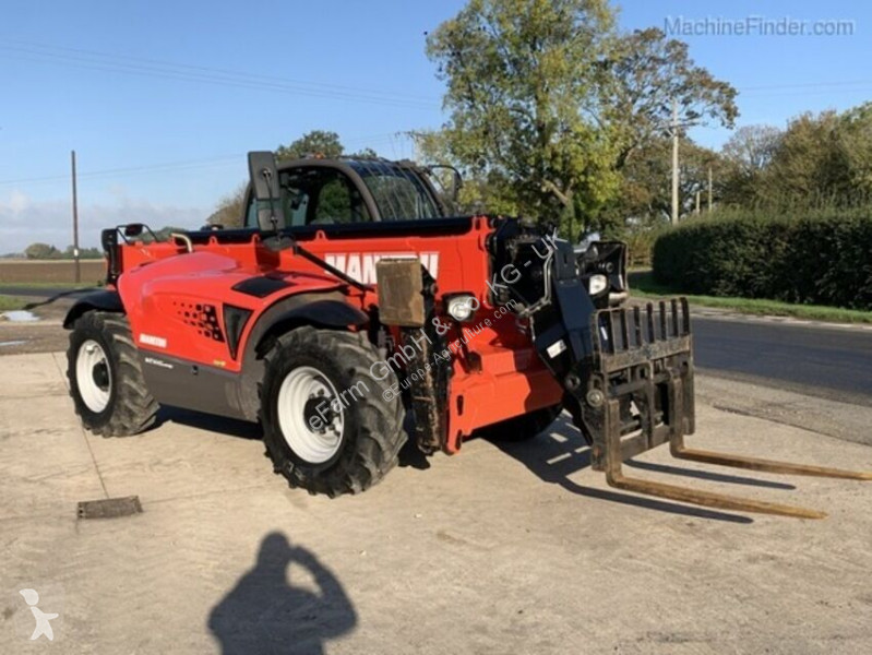 View images Manitou  farm tractor