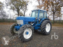tracteur agricole Ford 8210DT