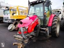 tracteur agricole Massey Ferguson MASSEY FERGUSON 6455 DYNA6 *ACCIDENTE*DAMAGED*UNFALL*
