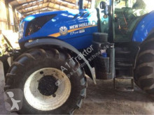 New Holland T7.245 farm tractor