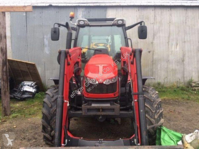 View images Massey Ferguson  farm tractor