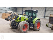 tracteur agricole Claas ARION 640