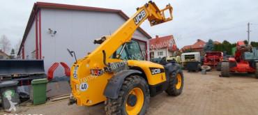 tracteur agricole JCB 536-70 2012 r 5500mth nowe opony nie włącza wszystkich biegów ORYGINAŁ