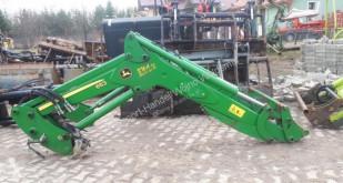 tracteur agricole John Deere 653 Bardzo dobry stan 2007r samopoziomowanie euroramka