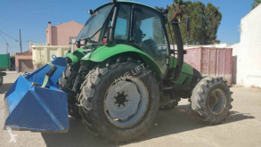 Deutz agrotron 115 4x4 tractor dendt massey ferguson