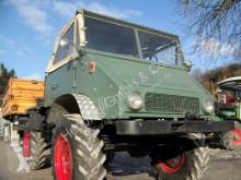 ciągnik rolniczy Mercedes UNIMOG 411 Cabrio