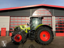 tracteur agricole Claas AXION 830 CMATIC CEB