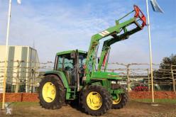 tracteur agricole John Deere 6100 PQ