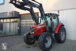 tractor agrícola Massey Ferguson 6455
