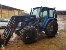 tracteur agricole New Holland TL 90 A