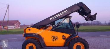 tracteur agricole JCB 527-55 2008r nowe opony widły do palet