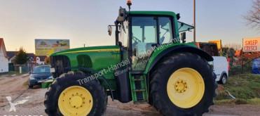 ciągnik rolniczy John Deere 6820 TLS Power Quad Bardzo dobry stan 2005r ładne opony 140 HP EcoPower nie malowany !!