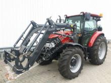 tractor agrícola Case IH Farmall 95A met Stoll voorlader met maar 200 uur