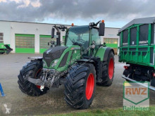 tractor agrícola Fendt 724 Profi Version