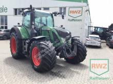 tracteur agricole Fendt 714 Profi Plus Vario