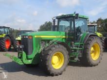 tracteur agricole John Deere 8200 POWERSHIFT