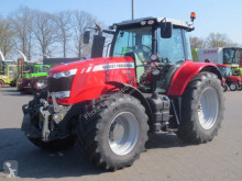 tracteur agricole Massey Ferguson 7618 Dyna 6 Efficient + FZW