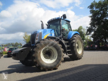 tracteur agricole New Holland T 8010