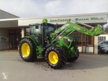 tractor agrícola John Deere 6125R