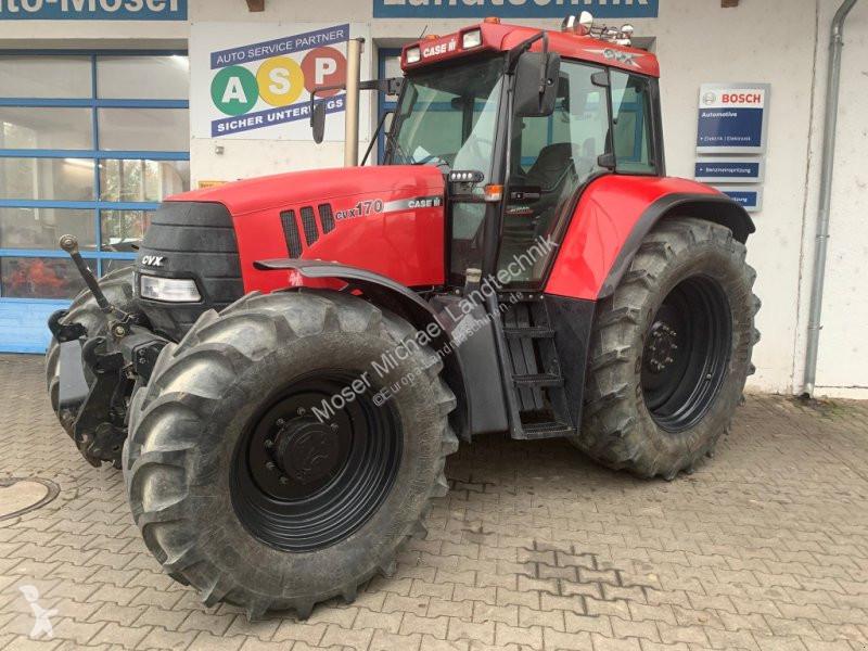 Vedeţi fotografiile Tractor agricol Case IH CVX 170 Profi