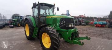 tracteur agricole John Deere 6520