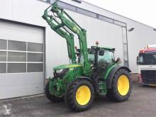 tractor agrícola John Deere 6 125R