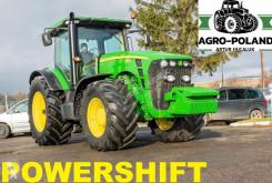 селскостопански трактор John Deere 8295R POWERSHIFT - 2010 - 279 kW / 379 KM