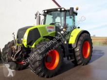 Claas Axion 850, FZW, Cebis, 4982h, 农用拖拉机