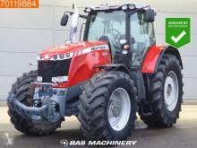 tractor agrícola Massey Ferguson 8680