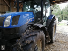 tracteur agricole New Holland T6.140 ELECTRO COMMAND