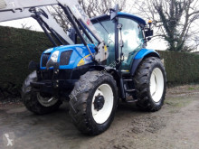 tracteur agricole New Holland T6020 ELITE