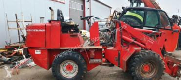 tracteur agricole Weidemann ●●● 2002 D/M ładowarka przegubowa Nowe Opony zablokowany silnik ●●● schaffer Bobcat Manitou