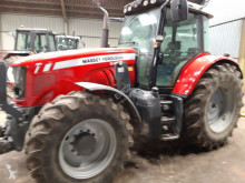 tracteur agricole Massey Ferguson 6480 TIERS 3