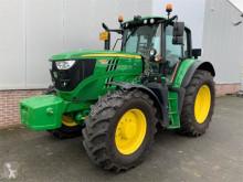 tracteur agricole John Deere 6 155M TREKKER