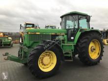 tracteur agricole John Deere 4755