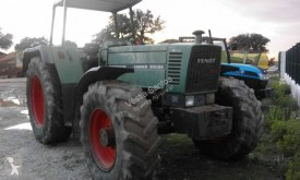 tractor agricol tractor vechi Fendt