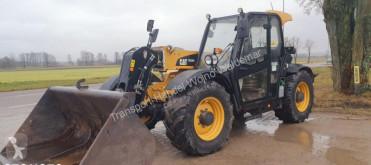 tractor agrícola Caterpillar CAT TH 336 C Bardzo dobry stan 2013r 6500mth 40km/H Zaczep Perkins Klimatyzacja