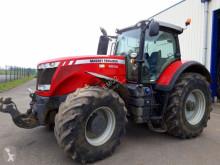 tracteur agricole Massey Ferguson 8650 TIERS 3