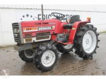 tracteur agricole Shibaura