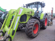 tracteur agricole Claas ARION 550 C-Matic